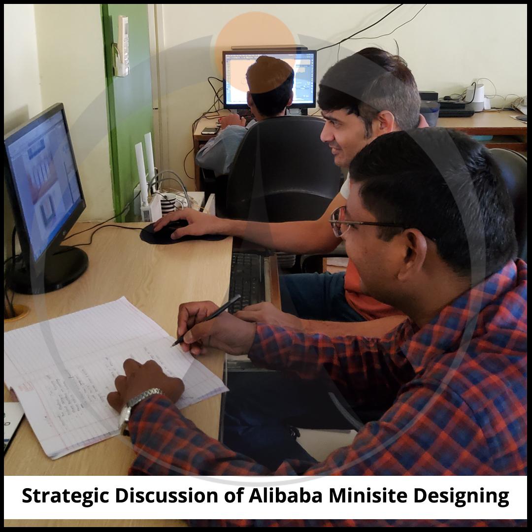 Strategic Discussion of Minisite Designing