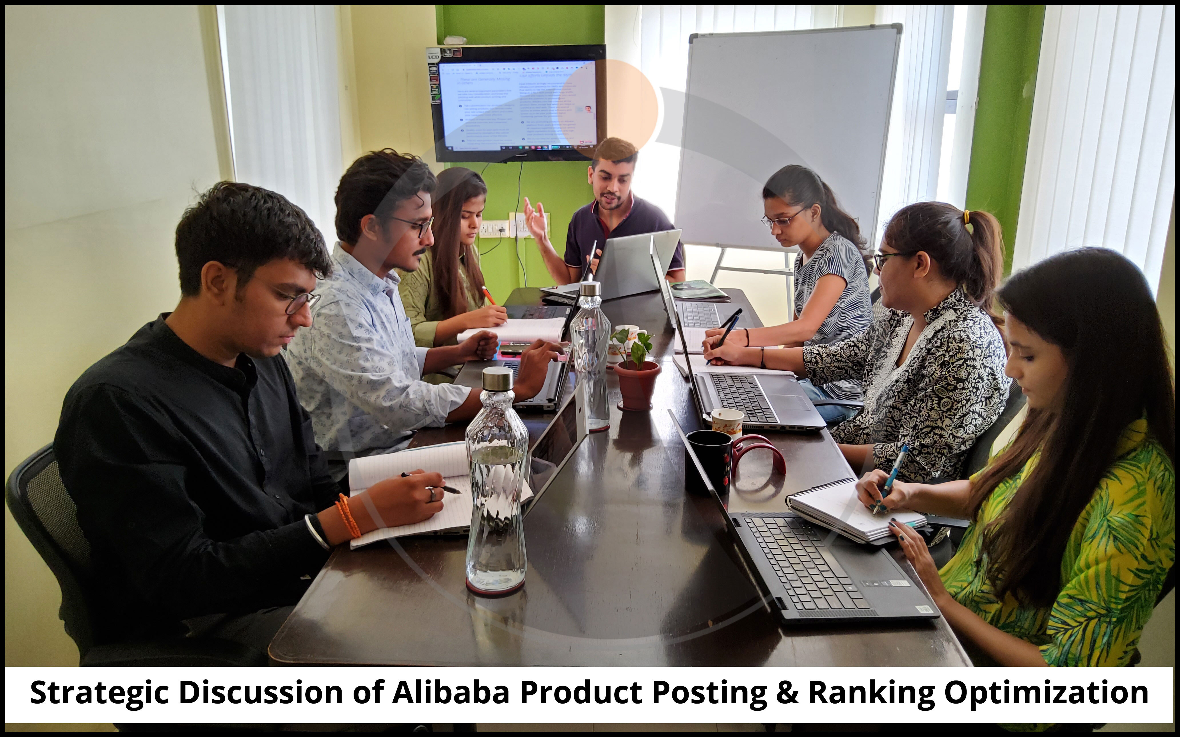 Strategic Discussion of Product Posting Ranking Optimization